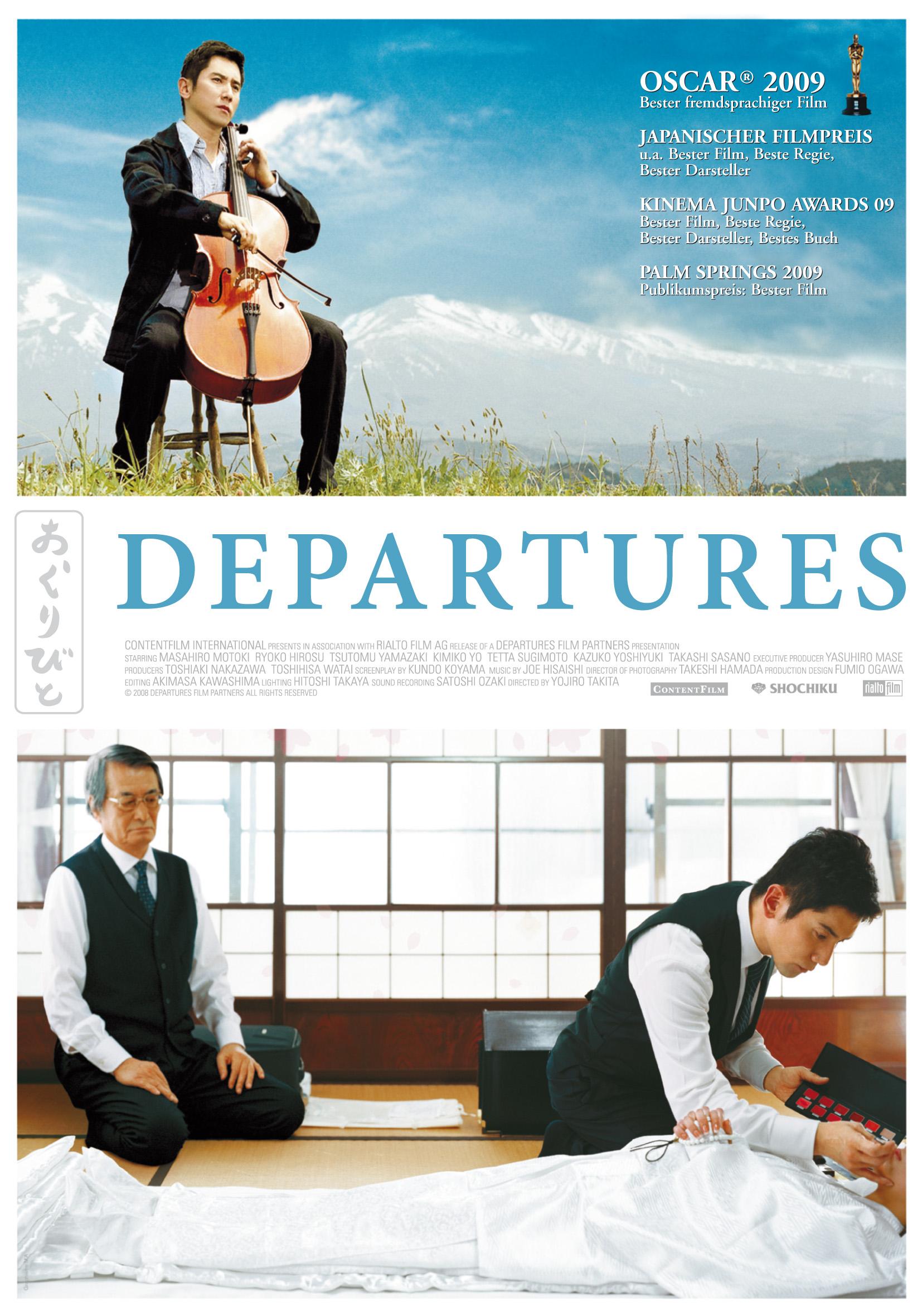 Okuribito – Departures