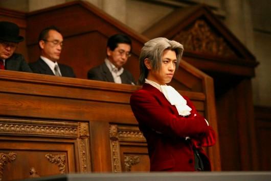NIFFF 2012: Ace Attorney – Gyakuten Saiban